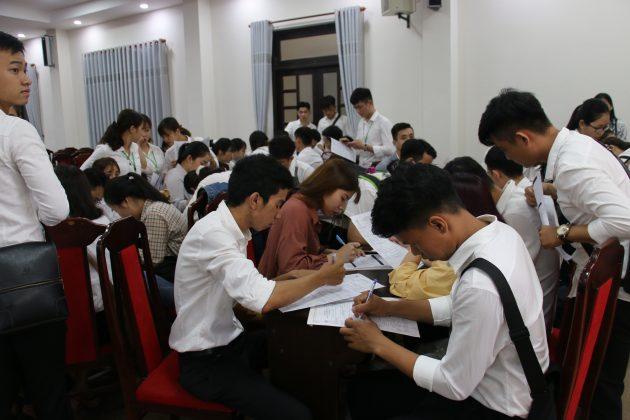 Công ty cổ phần chăn nuôi C.P Việt Nam tuyển dụng đợt ngày 15.5.2020