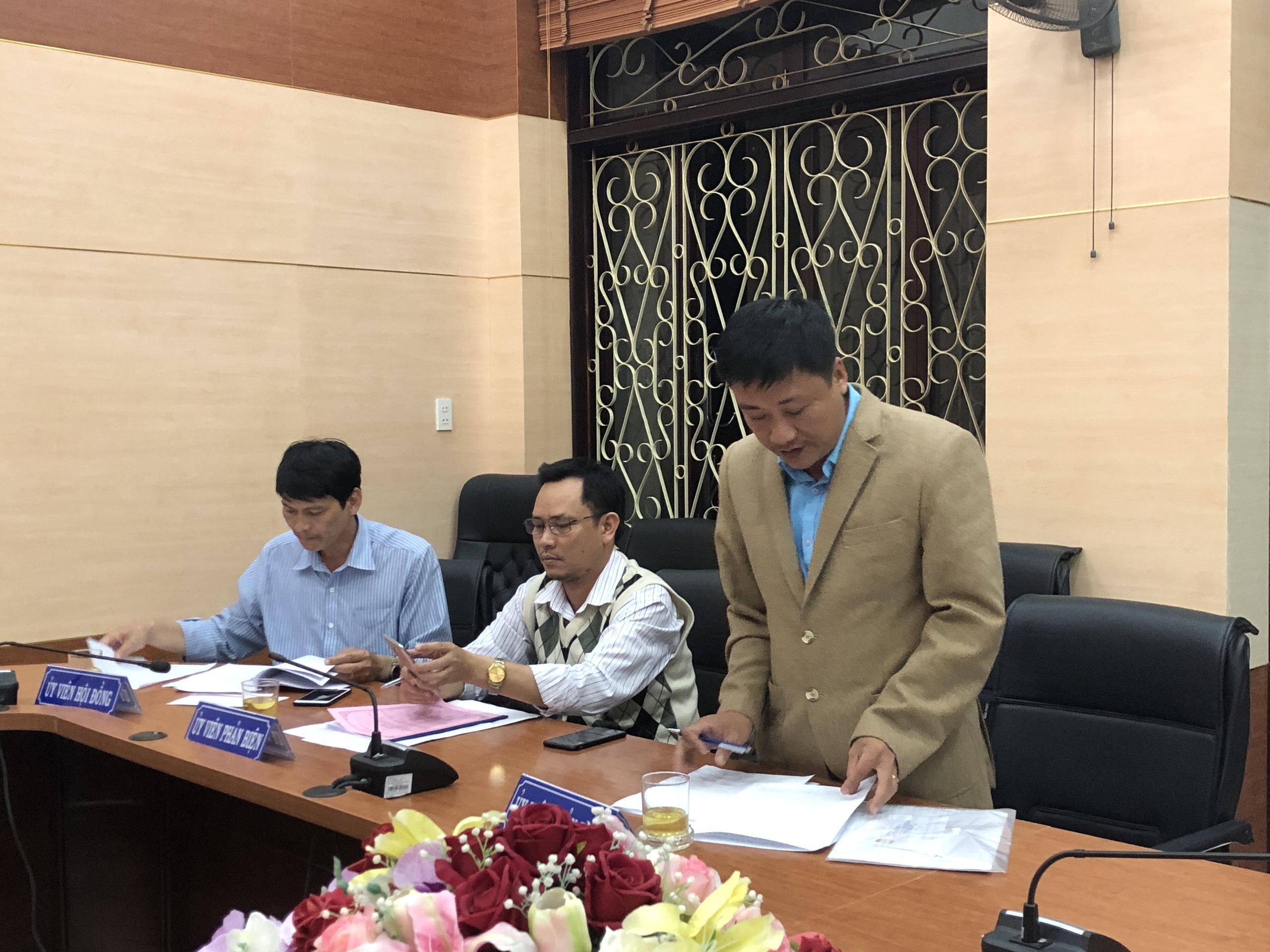 KS. Phạm Quang Anh Khôi phản biện 1